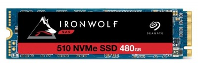 Save £25 at Ebuyer on Seagate IronWolf 510 480GB M.2 NVMe SSD