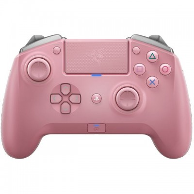 Save £17 at AO on Razer Wireless Raiju Tournament Edition PS4 Gaming Controller - Pink