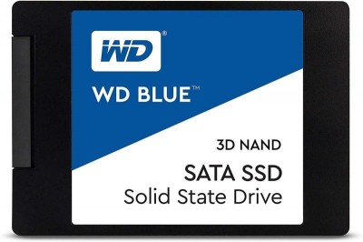 Save £28 at Ebuyer on WD Blue 1TB 3D NAND SSD 2.5/7mm cased