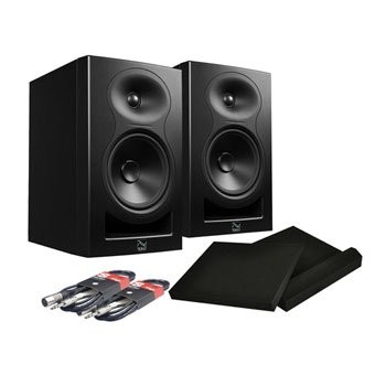 Save £95 at Scan on KALI LP-8 Monitor Speakers, NJS Monitor Isolation Pads and Leads Bund