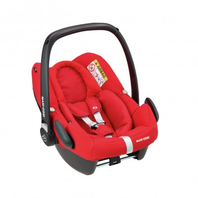 Save £40 at Argos on Maxi-Cosi Rock Group 0+ i-Size Baby Car Seat - Nomad Red