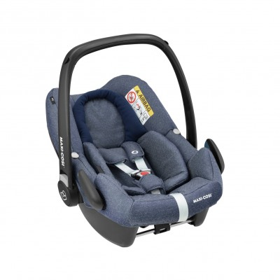 Save £40 at Argos on Maxi-Cosi Rock Group 0+ i-Size Baby Car Seat -Sparkling Blue