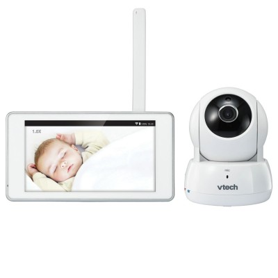 Save £50 at Argos on VTech 6000 Smart Video 5inch HD Baby Monitor