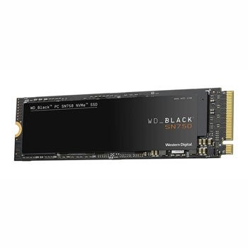 Save £18 at Scan on WD Black SN750 1TB M.2 PCIe NVMe Performance 3D SSD/Solid State Drive