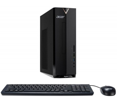 Save £80 at Currys on ACER Aspire XC-895 Desktop PC - Intelu0026regCore i5, 1 TB HDD, Black, Black