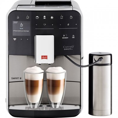 Save £150 at AO on Melitta Barista TS Smart 6764554 Bean to Cup Coffee Machine - Stainless Steel