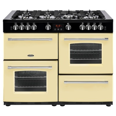 Save £270 at Appliance City on Belling FARMHOUSE 110GCRM 4153 110cm Gas Range Cooker - CREAM