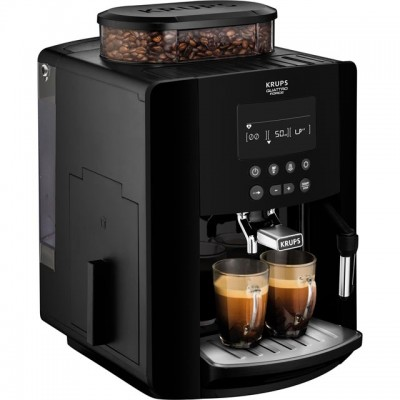 Save £71 at AO on Krups Arabica Digital EA817040 Bean to Cup Coffee Machine - Black