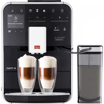 Save £400 at AO on Melitta Barista TS Smart 6764549 Bean to Cup Coffee Machine - Black