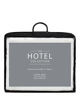 Save £11 at Very on Hotel Collection Ultimate Luxury All Seasons Mulberry Silk Duvet