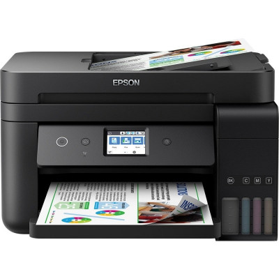 Save £129 at Ebuyer on Epson EcoTank ET-4750 (Unlimited Printing for 2 Years) A4 Colour Multifunction Inkjet Printer