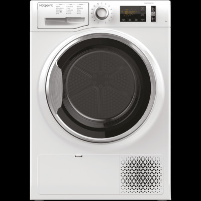 Save £64 at AO on Hotpoint ActiveCare NTM1182XBUK 8Kg Heat Pump Tumble Dryer - White - A++ Rated