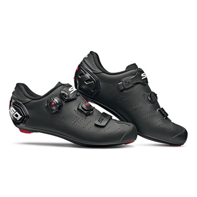 Save £26 at Wiggle on Sidi Ergo 5 Mega Matt Road Shoes (Wide Fit) Cycling Shoes