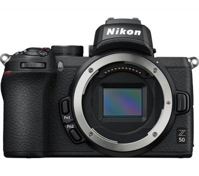 Save £100 at Currys on NIKON Z 50 Mirrorless Camera - Body Only