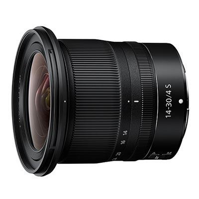 Save £180 at WEX Photo Video on Nikon Z 14-30mm f4 S Lens