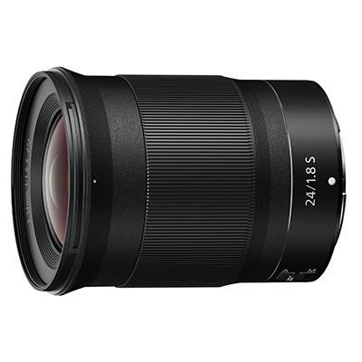 Save £135 at WEX Photo Video on Nikon Z 24mm f1.8 S Lens