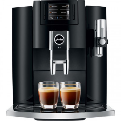 Save £120 at AO on Jura E8 15268 Bean to Cup Coffee Machine - Black