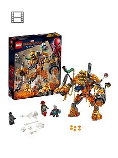 Save £3 at Very on LEGO Super Heroes 76128 Spider-Man Molten Man Toy
