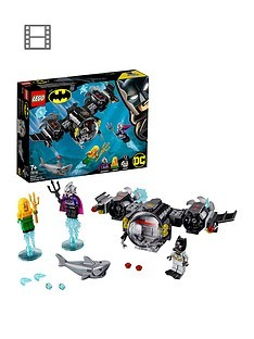 Save £2 at Very on LEGO Super Heroes 76116 Batman™ Batsub and the Underwater Clash