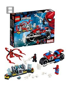 Save £2 at Very on LEGO Super Heroes 76113 Spider-Man Bike Rescue