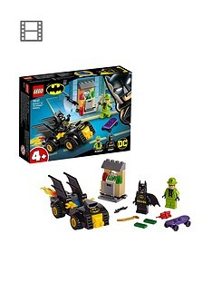 Save £1 at Very on LEGO Super Heroes 76137 Batman vs. The Riddler Robbery Set