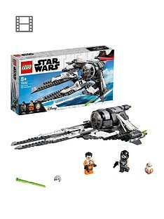 Save £5 at Very on LEGO Star Wars 75242 Black Ace TIE Interceptor