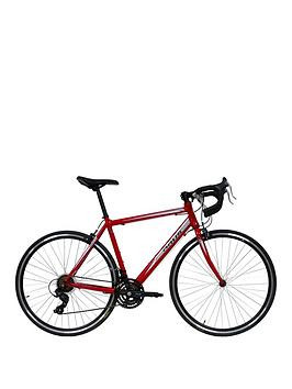 Save £100 at Very on Orus Orus 54Cm Alloy Road Bike 24 Speed Shimano Red