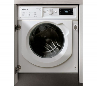 Save £100 at Currys on HOTPOINT BIWMHG91484 Integrated 9 kg 1400 Spin Washing Machine