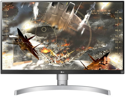 Save £137 at Ebuyer on LG 27UL650 27 Class 4K UHD IPS LED Monitor