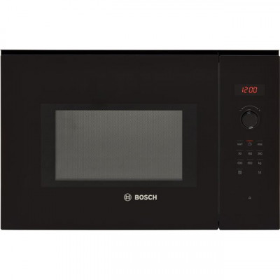 Save £49 at AO on Bosch Serie 4 BFL553MB0B Built In Microwave - Black