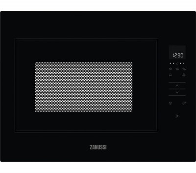 Save £50 at Currys on ZANUSSI ZMBN4SK Built-in Solo Microwave - Black, Black