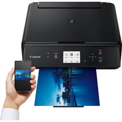 Save £12 at Ebuyer on Canon Pixma TS5050 A4 Multi-Function Colour Inkjet Printer