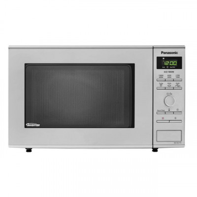 Save £21 at AO on Panasonic NN-SD27HSBPQ 23 Litre Microwave - Stainless Steel