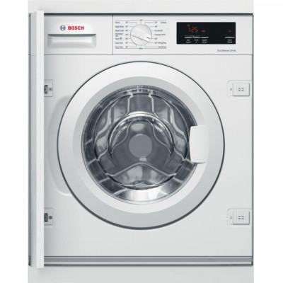 Save £120 at AO on Bosch Serie 6 WIW28301GB Integrated 8Kg Washing Machine with 1400 rpm - White - A+++ Rated