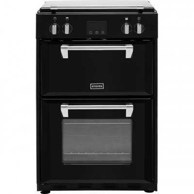 Save £186 at AO on Stoves Richmond600Ei 60cm Electric Cooker with Induction Hob - Black - A/A Rated