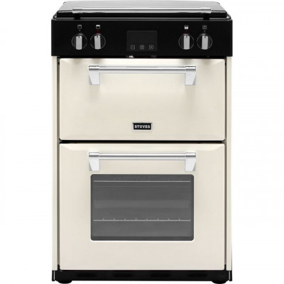 Save £130 at AO on Stoves Richmond600Ei 60cm Electric Cooker with Induction Hob - Cream - A/A Rated