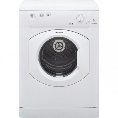 Save £30 at AO on Hotpoint TVHM80CP 8Kg Vented Tumble Dryer - White - C Rated