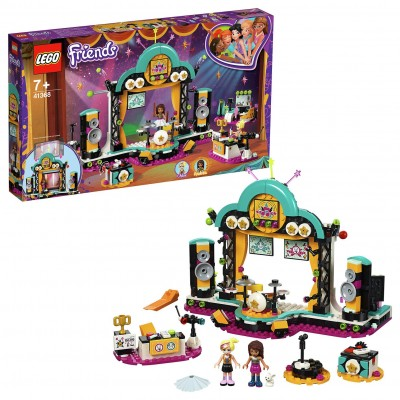 Save £15 at Argos on LEGO Friends Andrea's Talent Show Playset - 41368