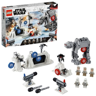 Save £11 at Argos on LEGO Star Wars The Empire Strikes Back Battle Set - 75241