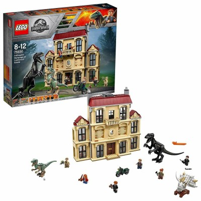 Save £20 at Argos on LEGO Jurassic World Indoraptor Rampage Dinosaur Toy - 75930