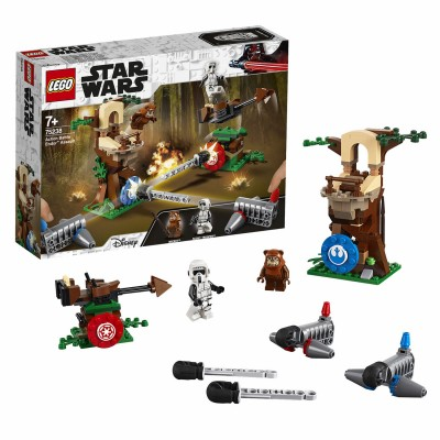 Save £5 at Argos on LEGO Star Wars Action Battle Endor Assault Playset - 75238