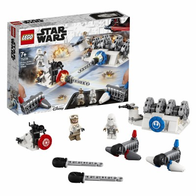 Save £5 at Argos on LEGO Star Wars Battle Hoth Generator Attack Toy - 75239