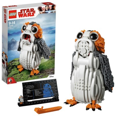 Save £12 at Argos on LEGO Star Wars Porg Toy Building Set - 75230
