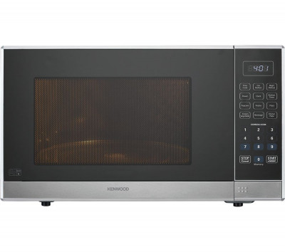 Save £10 at Currys on KENWOOD K25MSS19 Solo Microwave - Silver, Silver