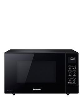 Save £40 at Very on Panasonic 27-Litre Slimline Microwave, Oven  Grill With Inverter Technology Nn-Ct56Jbbpq