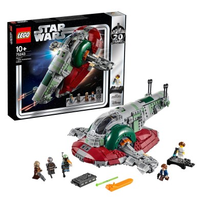 Save £22 at Argos on LEGO Star Wars Slave l 20th Anniversary Playset - 75243