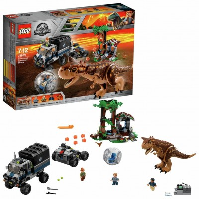 Save £11 at Argos on LEGO Jurassic World Carnotaurus Gyrosphere Escape Set- 75929
