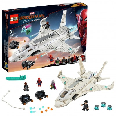 Save £11 at Argos on LEGO Super Heroes Spider-Man Jet - 76130