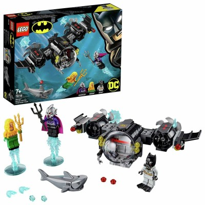 Save £4 at Argos on LEGO Super Heroes Batman Water Vehicle - 76116