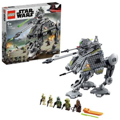 Save £13 at Argos on LEGO Star Wars AT-AP Walker Building Set – 75234